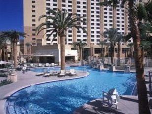 waving swimming pool at hilton grand vacation