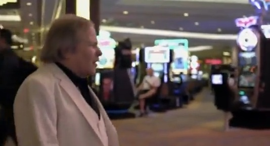 americas got talent live showing at the palazzo theatre las vegas contestant walking through the casin