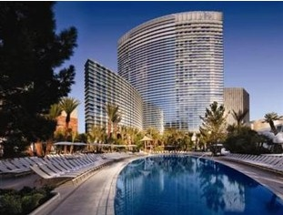 aria swimming pool
