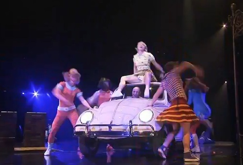 Cirque du Soleil Beatles Love at the Love theatre best ticket price Mirage las vegas