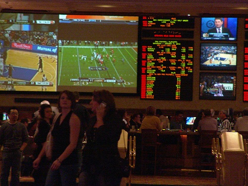 mandalay bay sports book isnt as good as it should b
