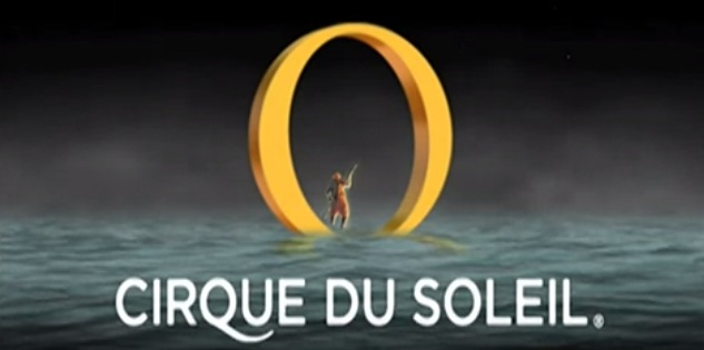 cirque du soleil o at o theater in the bellagio las vegas. get the best price on the ticket