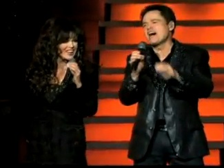 Donny and marie tickets its not unusual for donny or marie to greet guest even on stage m4hsunfo