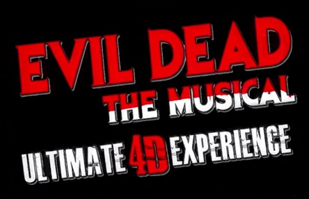 best price on evil dead the musical in las vegas at the v theater planet hollywood
