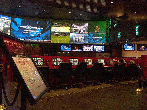 countor gaming runs the sports book in the hard rock vegas