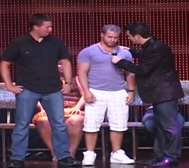 Marc Savard Comedy Hypnosis V Theater Planet Hollywood, las Vegas best show ticket prices
