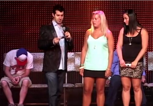 Comedy Hypnosis V Theater Planet Hollywood, las Vegas best show ticket prices