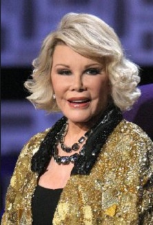 Joan Rivers May 31, Las Vegas