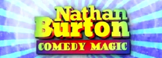 nathan burton comedy magic half price in las vegas