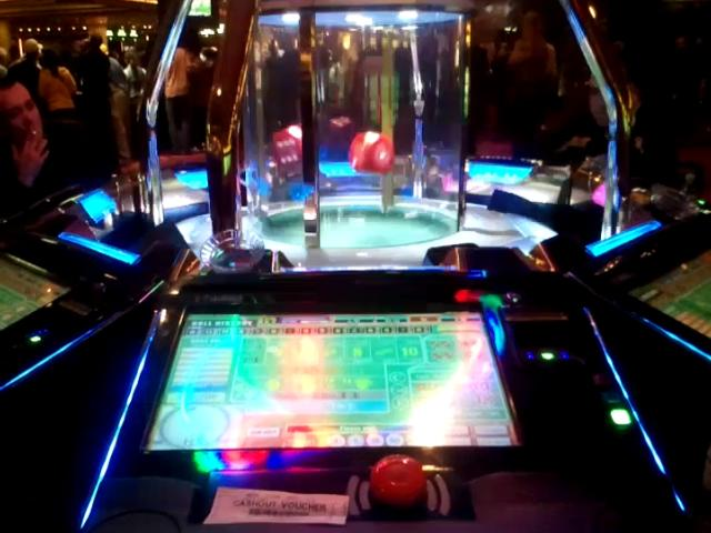 new craps game is most popular in las vega