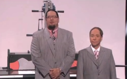 best price show tickets for penn and teller at penn and teller theater rio hotel and casino