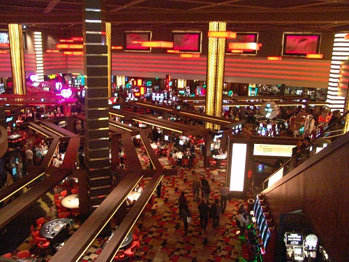 second floor of planet hollywood