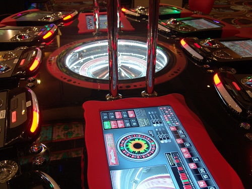Roulette Slot Machine Las Vegas