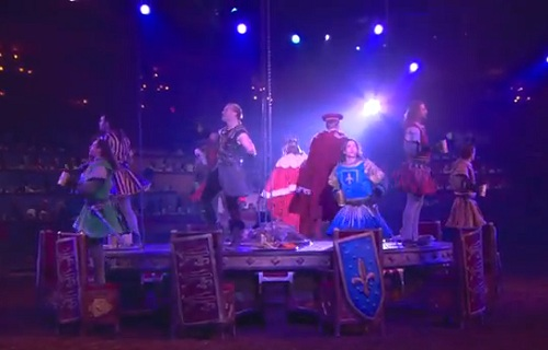 best price on tournament of kings dinner show excalibur las vegas