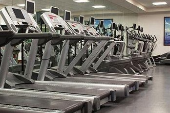 treadmills and other fitness equipment