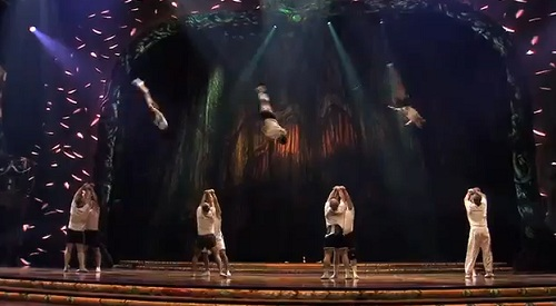 best zarkana show tickets elvis theatre aria las vegas