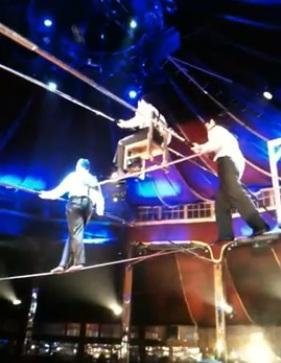 Absinthe Show at Caesars Palace Spiegeltent