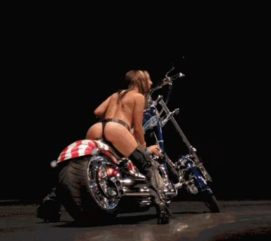 Is the las vegas bikefest on the strip