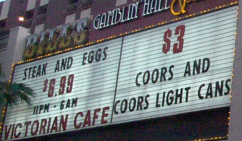 marquee shows specials