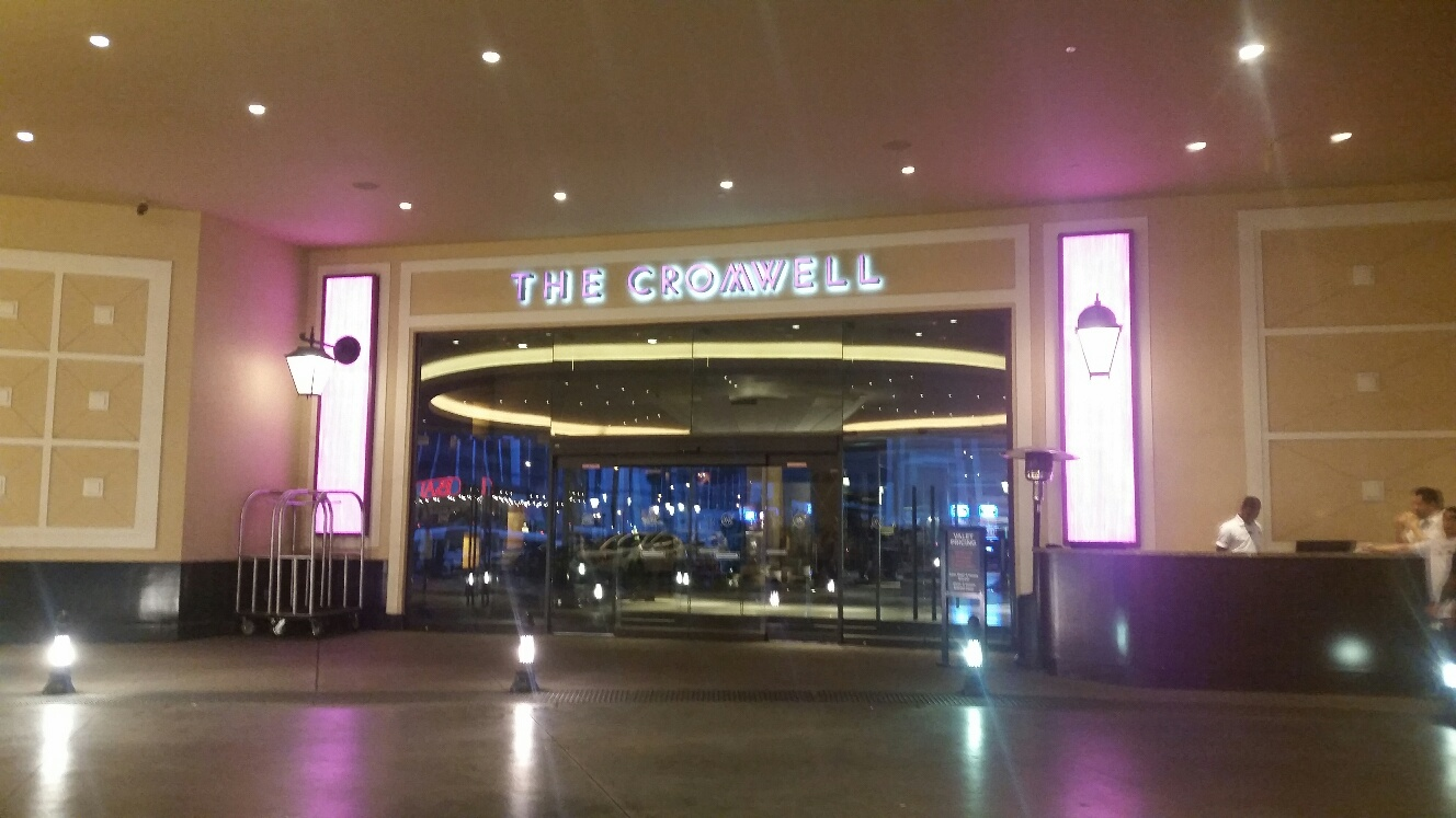 The Cromwell Valet back entrance