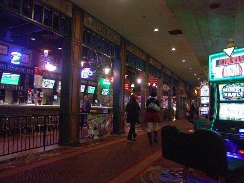 casino view of dicks last resort