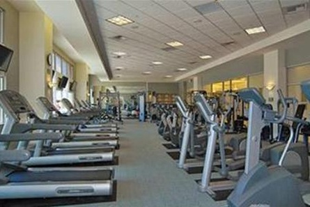 state of the art treadmills at excalibur