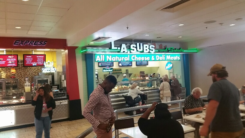 LaSubs in Flamingo Food Court
