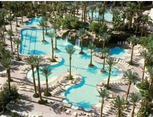 flamingo swimming pool that can be sued with grand vacation