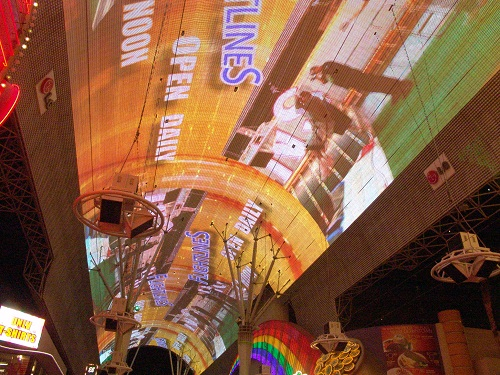 nhra will be at the fremont street experience