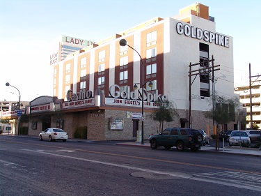 Gold Spike Hotel And Casino Downtown Las Vegas