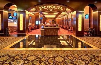 poker room is a must see