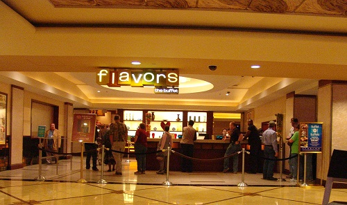 Vegas Strip Food Courts