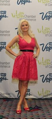 holly madison red carpet