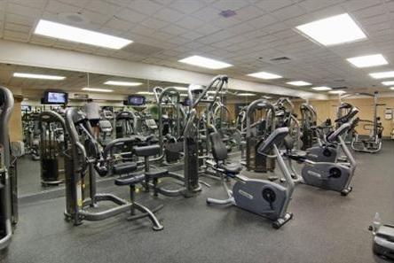 fitness center lvh