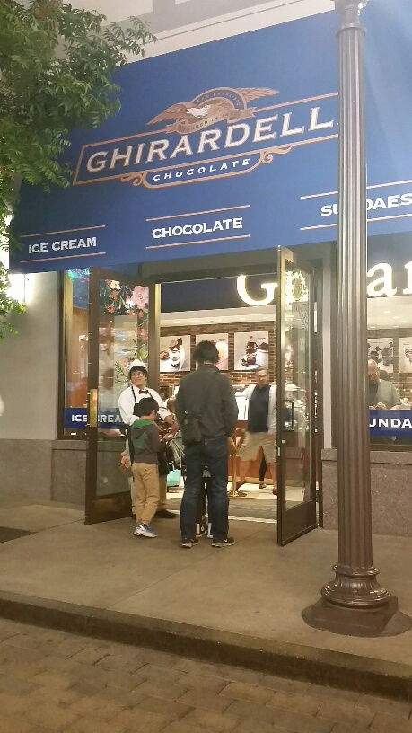 World famous Chocolates at Linq Promenade