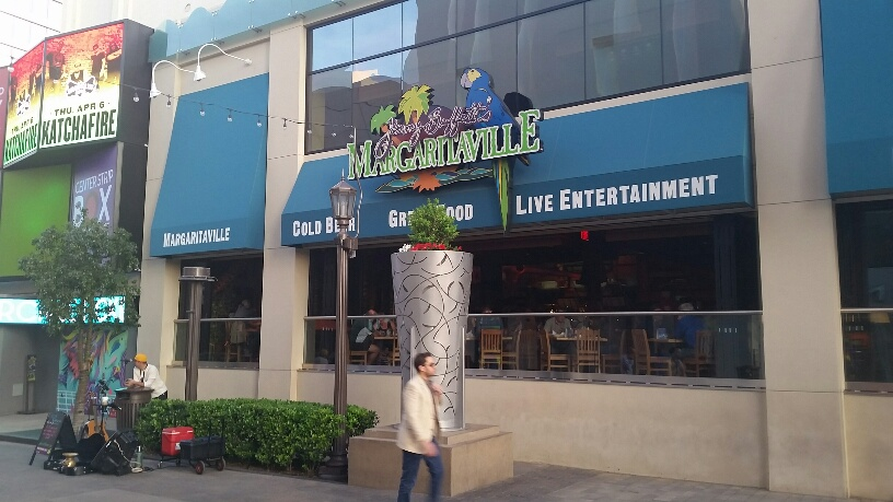 Anchor Restaurant is Jimmy Buffets Margaritaville