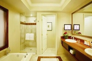 luxury bath at mandalay ba