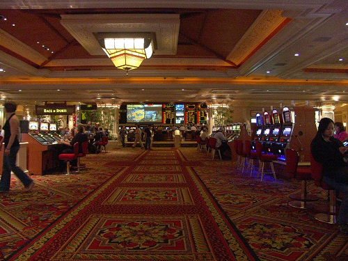 sports viewable from far away in casino