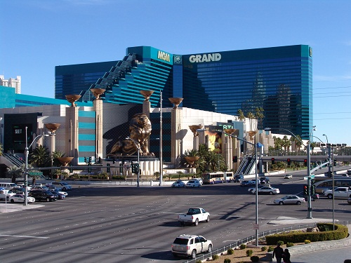 get 4.7 percent rewards on mgm grand