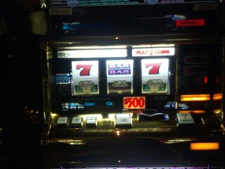 large payout in high limits slots las vegas