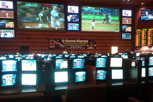 m resort sports book is one of the best in the vegas are
