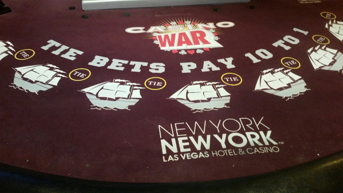 New York New York Casino War