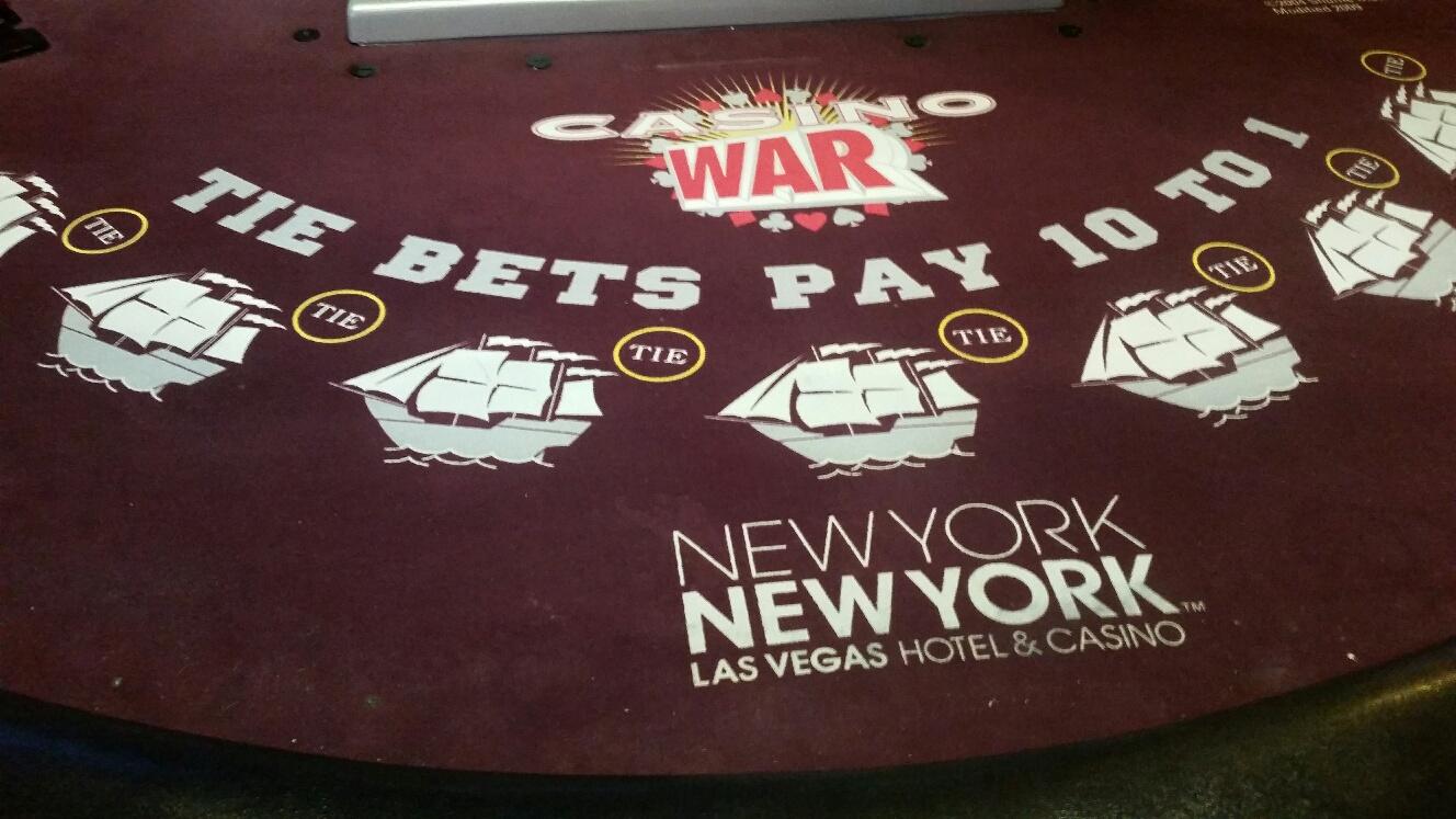 New York New York Casino War