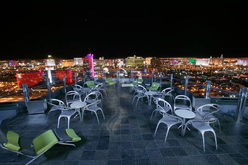 chairs showing view of strip