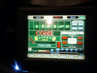 rapid craps monito