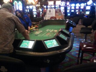 rapid craps at bills gamblin hal