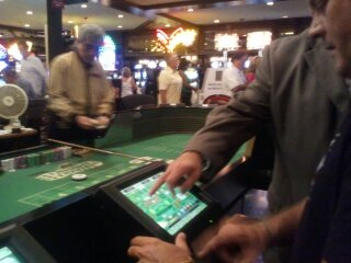 rapid craps at bills gamblin hall