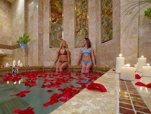 two babes in the rio spa