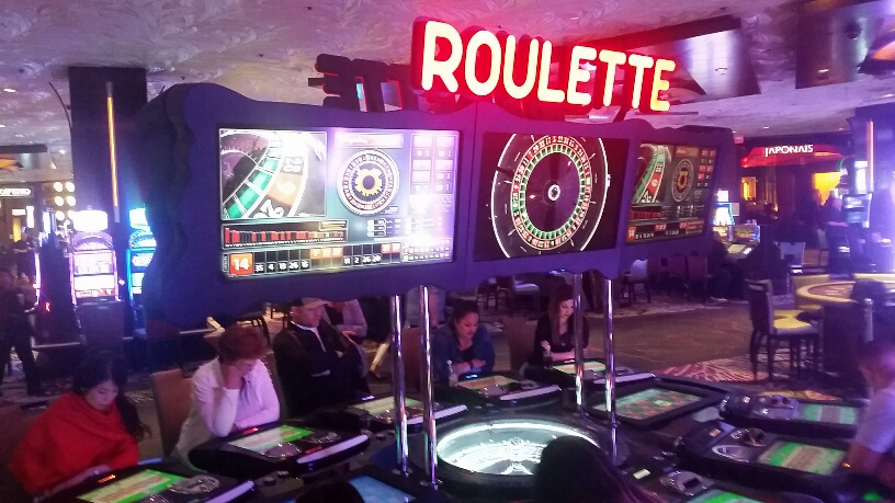 New Roulette is available almost everywhere in Vegas