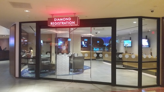 Get VIP treatment if You are a Diamond or higher